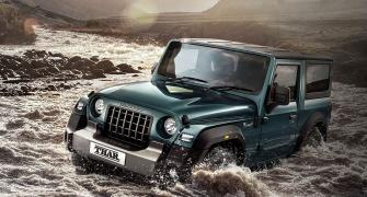 Mahindra launches new Thar, price starts at Rs 9.8L
