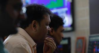 Sensex plunges over 1330 pts in morning trade