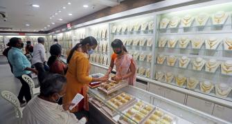 Covid effect: India's gold demand drops 30% in Q3