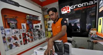 How India's handset makers are planning a comeback
