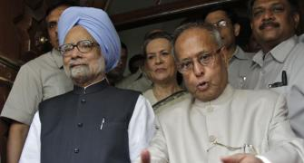 When Pranab clashed with Manmohan, twice
