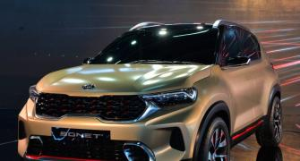 Kia Sonet: Made in India, made for the world