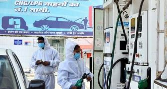 Petrol price cut by 16 paise/ltr, diesel by 14