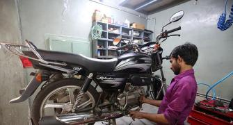 Hero Moto halts production as precautionary measure