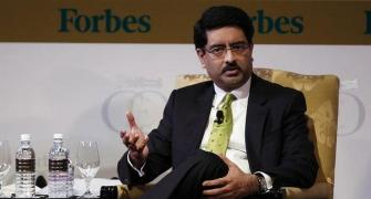 Birla steps down as chairman of Vodafone Idea