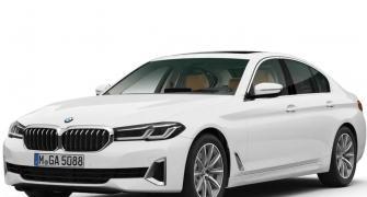 The latest BMW 5 is like Jackie Chan!