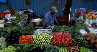 Retail inflation falls to lowest in five months