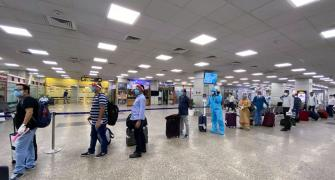 Covid curbs hit flights, airlines see drop in bookings