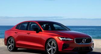 Volvo S60 takes the safety-first mantra seriously