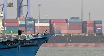 Exports enter positive zone after 2 months