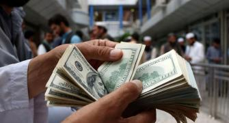 Forex reserves at lifetime high of $586.082 bn