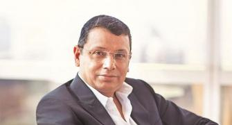 Ex-Star India CEO Uday Shankar, James Murdoch team up