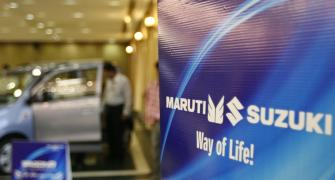 Maruti finds digital highway ideal for smooth drive