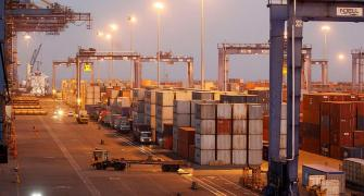 Exports dip marginally in Feb; trade deficit widens