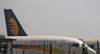 Setback for Jet; no historical right on airport slots