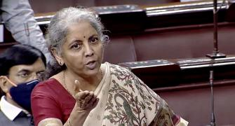 No plan to print currency notes: Sitharaman