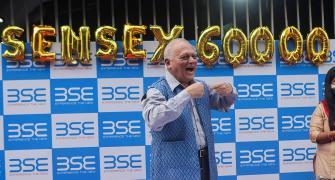 Sensex ends above 60K mark as bulls go on overdrive