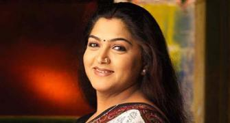 Actress Khushboo quits DMK over being 'sidelined'