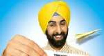 Rocket Singh's music is no great shakes