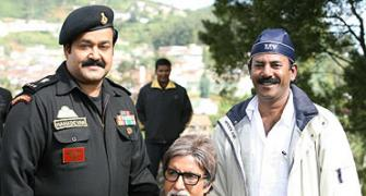 First look: Big B, Mohan Lal in Kandahar