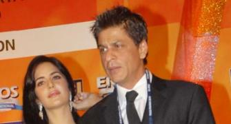 SRK, Katrina are all business!