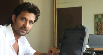 Hrithik: I love working with Ash