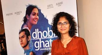 Kiran Rao: Mumbai is the fifth character of Dhobi Ghat