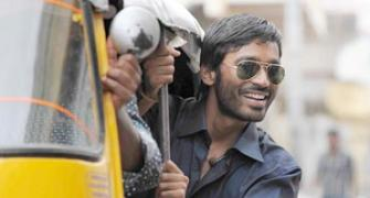 Meet Dhanush, the National Award winner