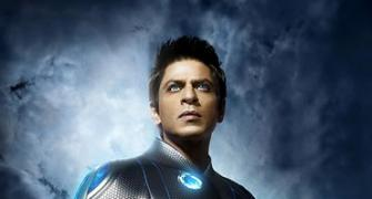 Has Ra.One already recovered all its money?