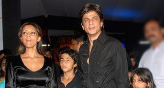 Ra.One takes a toll on Shah Rukh's health