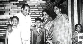 Birthday Special: Excerpts from Mohammed Rafi's life