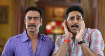 Bollywood gives a thumbs up to Bol Bachchan