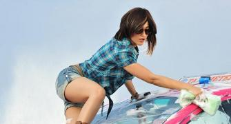 PIX: Telugu actress Ileana's SEXIEST role yet!