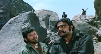 The sins of Sholay