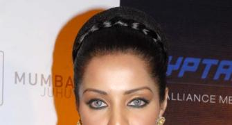 Actress Celina Jaitly delivers twins!