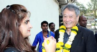 Ang Lee: Masala chai is so wonderful!