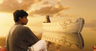 'Life of Pi is sheer excellence'