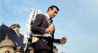 There won't be a James Bond like Sean Connery