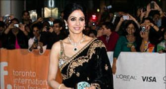 'Sridevi has not lost her radiant luster'