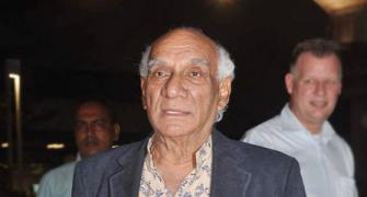 'We will miss you terribly, Yash Chopra'