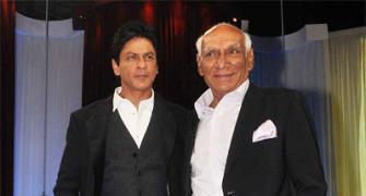 The Yash Chopra Interview: Walking down memory lane