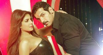 PIX: Priyanka's HOT Item Song in Shootout At Wadala
