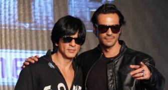 Arjun Rampal: I don't have a grudge against Shah Rukh Khan