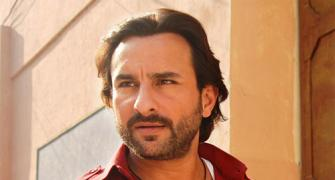 Saif: You can't depend on controversy to make a film interesting