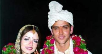 Hrithik and Sussanne: A marriage in pictures