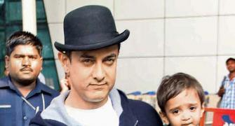 Aamir Khan: I am not a hands-on father