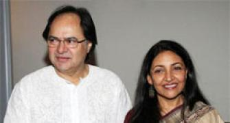 Deepti Naval: Farooque Shaikh was not sick at all