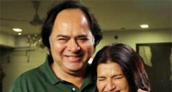 Sarika: Farooque Shaikh's death is a very big loss
