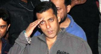 PIX: Salman and Family at Being Human Store Launch