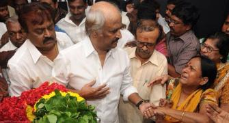 Rajinikanth, Kamal Haasan bid goodbye to Tamil lyricist Vaali